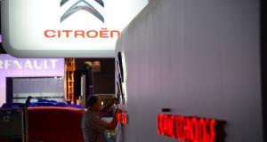 Visite virtuelle du stand Citroën au Mondial de l'Auto