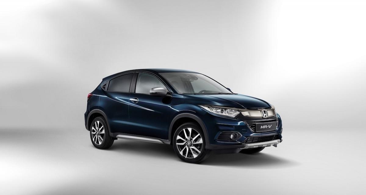 Honda HR-V First Edition : du style en plus pour le lancement
