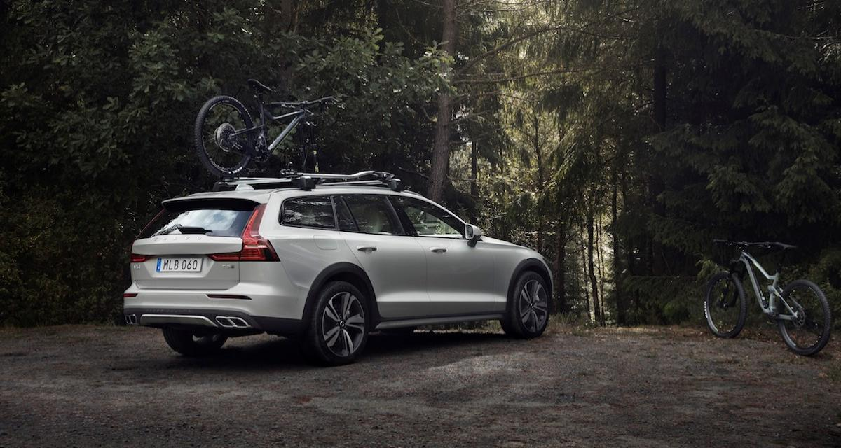 Volvo V60 Cross Country : un soupçon de XC60 pour le break