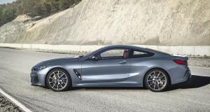 BMW Série 8: débarquée à Monaco par hélico!