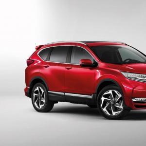 Honda CR-V Origin Edition : la série limitée avec service de conciergerie