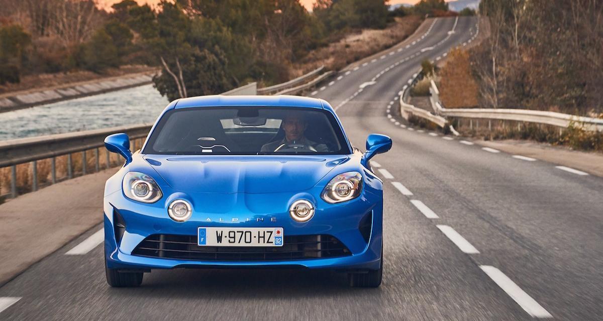 Imaginez enfin l'Alpine A110 de vos rêves
