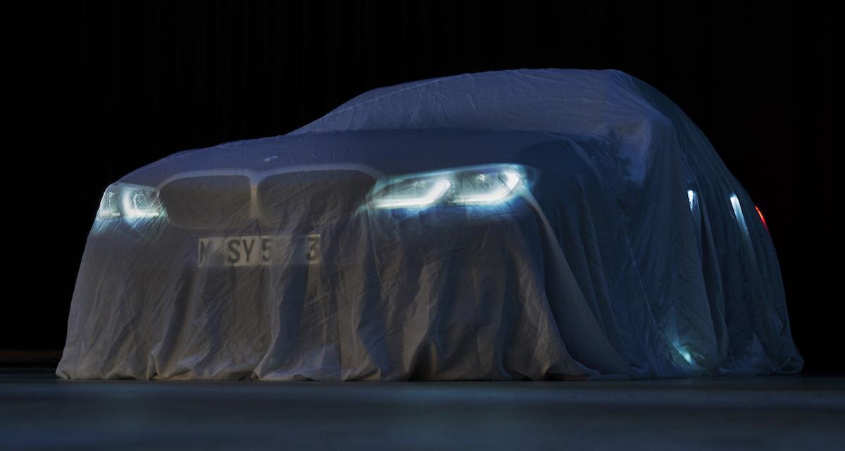 Nouvelle BMW Série 3 : tout ce qu'il faut savoir avant le Mondial