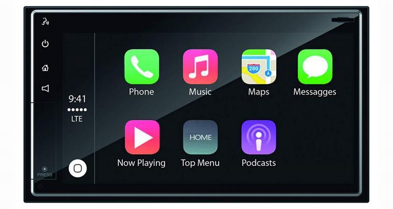 Phonocar commercialise un autoradio CarPlay et Android Auto à petit prix