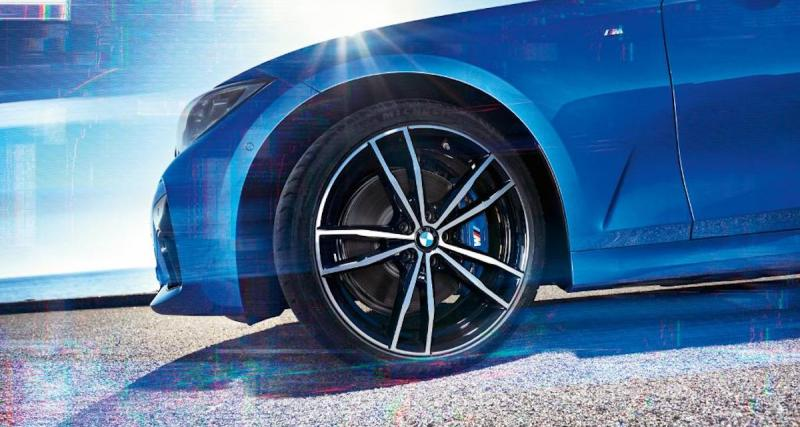 Nouvelle BMW Série 3 : une version sportive se laisse entrevoir