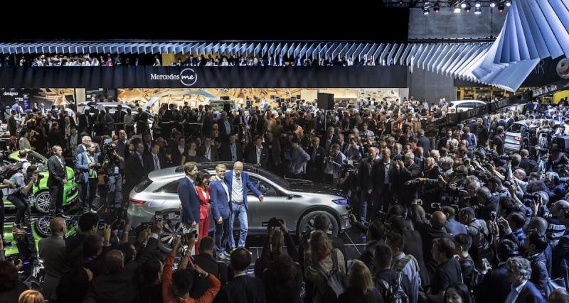 Comment suivre la conférence Mercedes du 2 octobre en direct vidéo ?