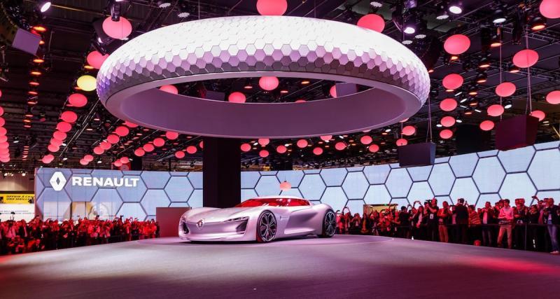 Mondial de l'Auto 2018 : regardez la conférence Renault en direct