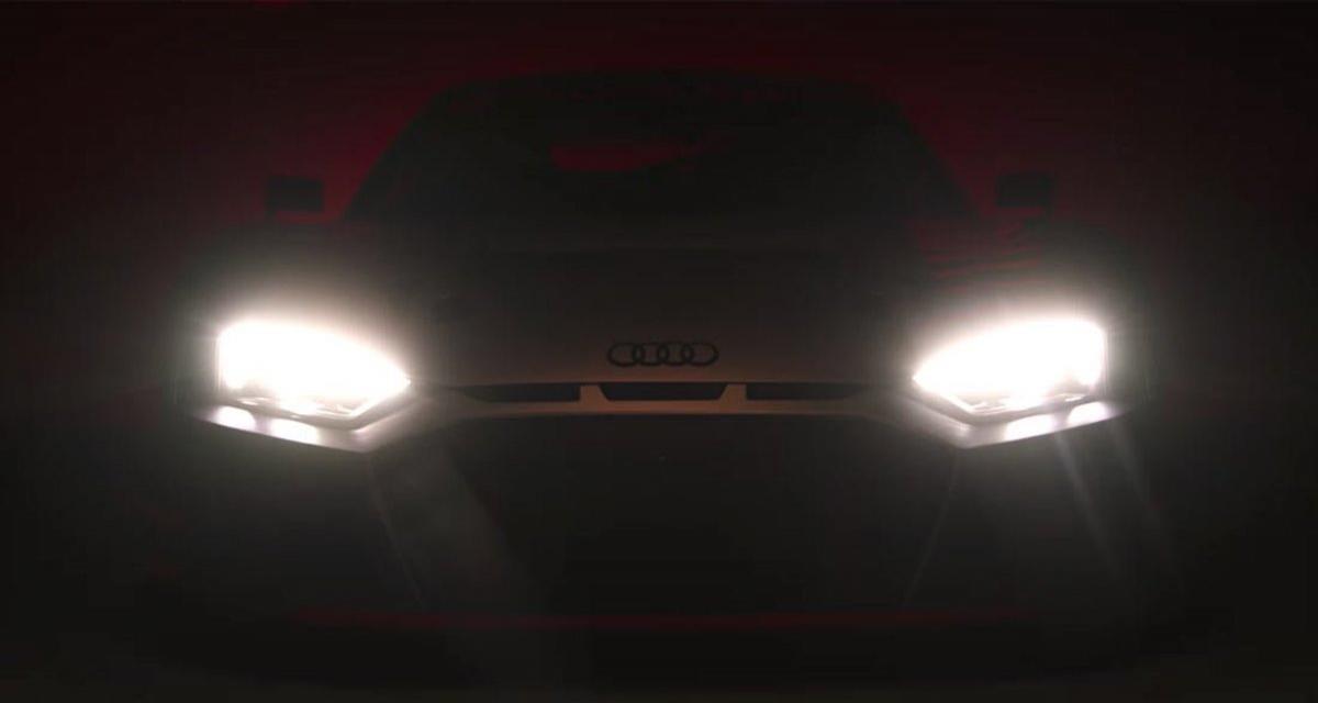Une Audi R8 ultra-radicale présentée au Mondial ?