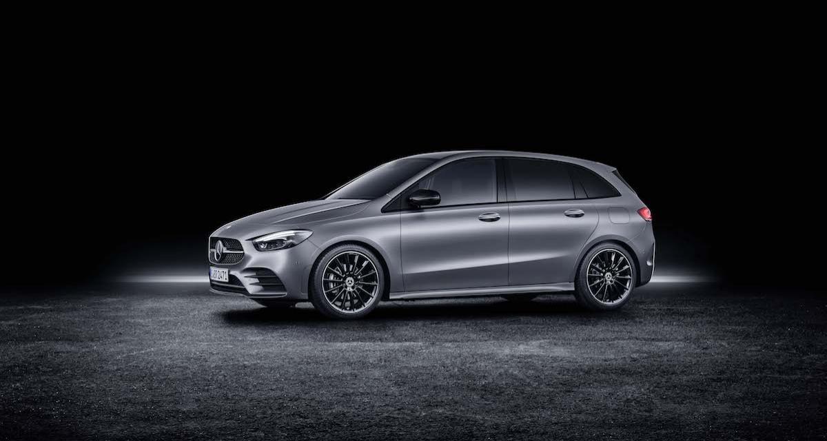 Mercedes Classe B III : le monospace chic et technologique