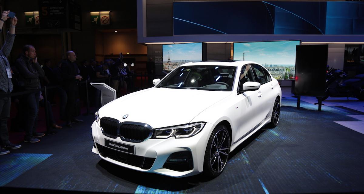 BMW Série 3 : retour en force