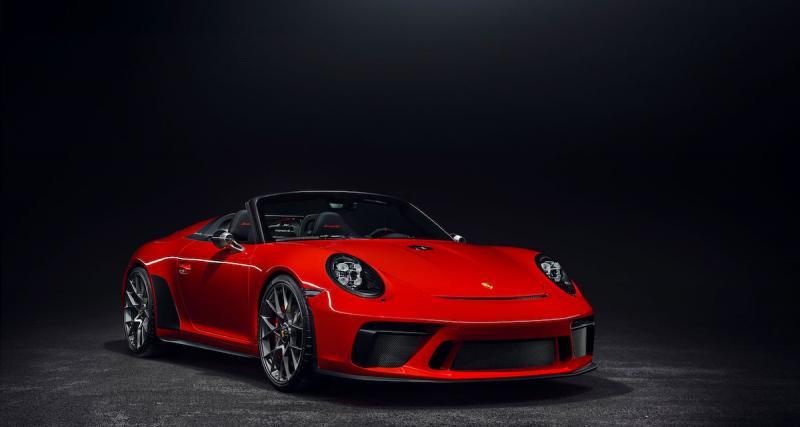 Une nouvelle configuration qui rappelle le Speedster type 911