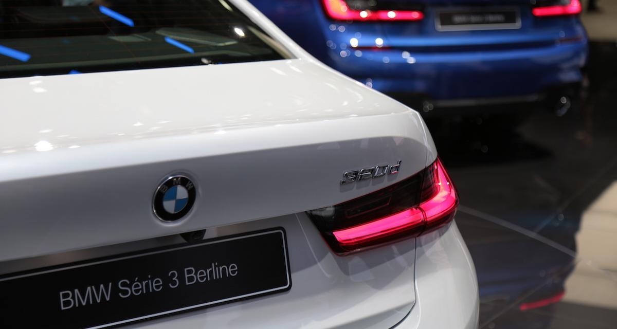 Mondial de l'Auto 2018 : nos photos de la BMW Série 3