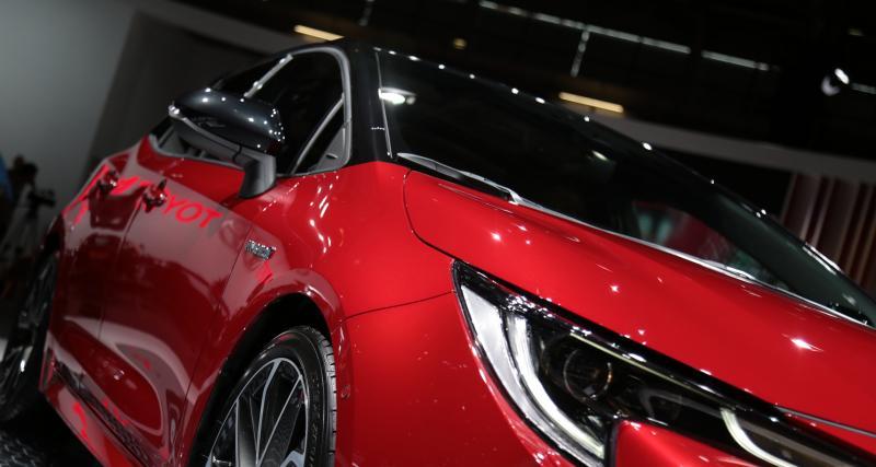 Toyota Corolla : hybride à tous les étages