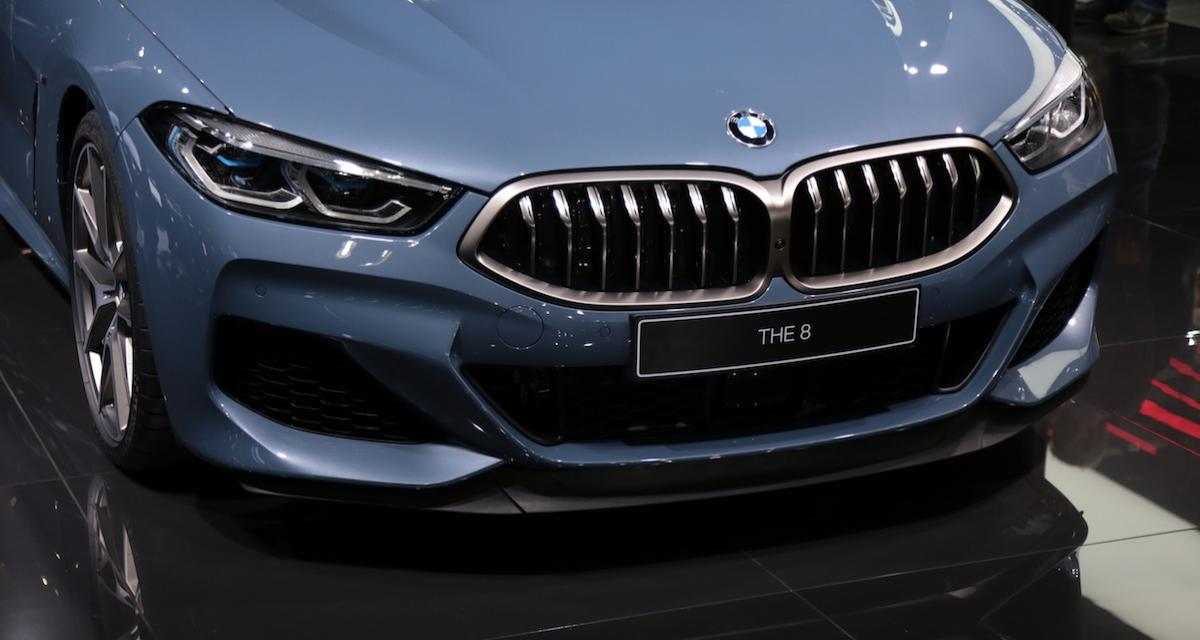 Mondial de l'Auto 2018 : nos photos de la BMW Série 8