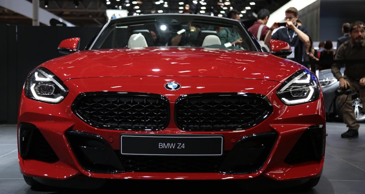 BMW Z4: la joie est roadster