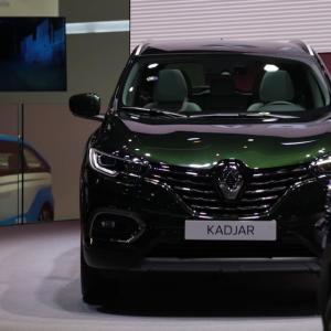 Mondial de l'Auto - Renault Kadjar restylé: pour revenir dans la course