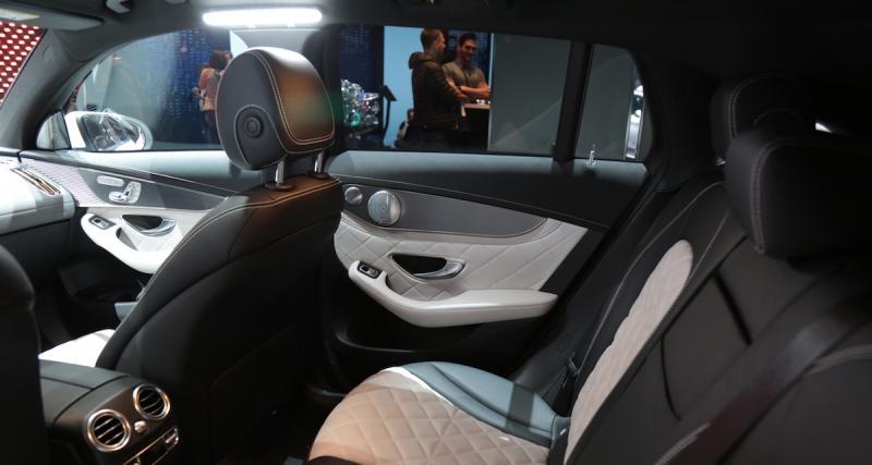Mercedes ou l'électrique à petits pas