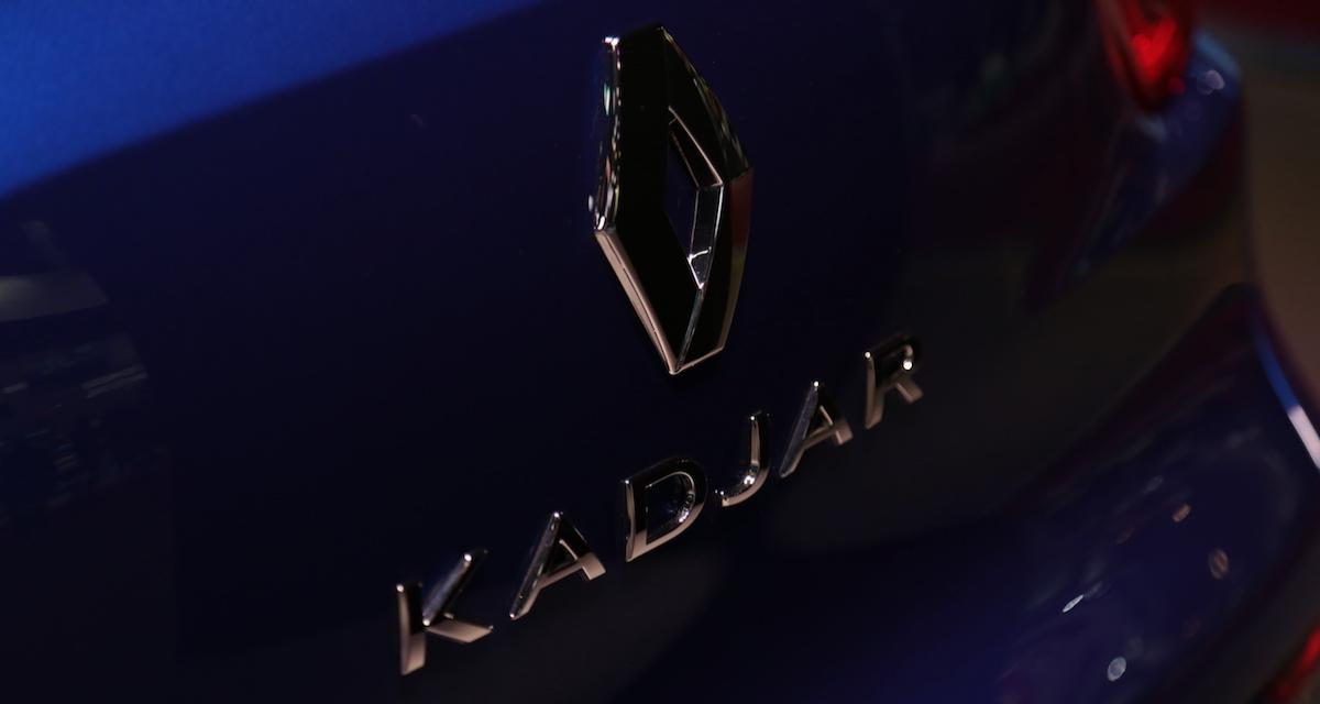 Mondial de l'Auto 2018 : nos photos du Renault Kadjar restylé