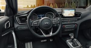 Installation JBL et connectivité smartphone pour la nouvelle Kia Ceed GT Line