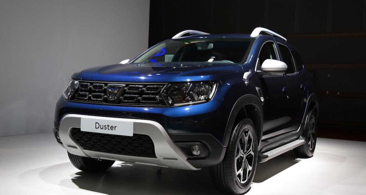 Mondial de l'Auto 2018 : nos photos de la Dacia Duster 1.3 TCe