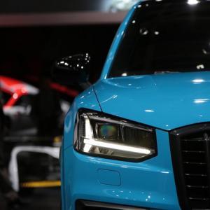Audi SQ2: petit mais costaud