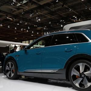 Audi e-tron: les Anneaux sonnent la charge