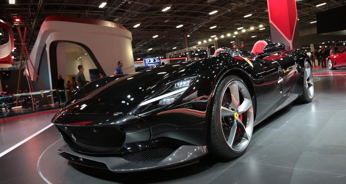 Ferrari Monza SP2 : des sensations pures