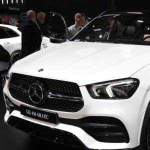 Mercedes GLE: l'esprit de famille