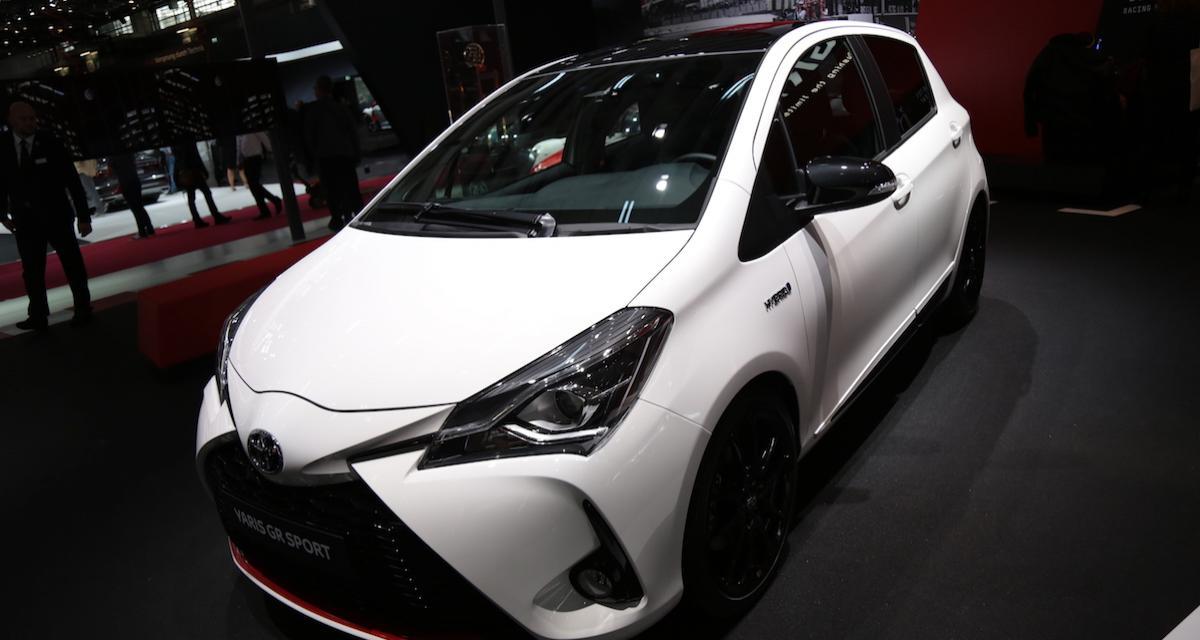 Toyota Yaris GR Sport : un peu de piment pour la Yaris Hybride