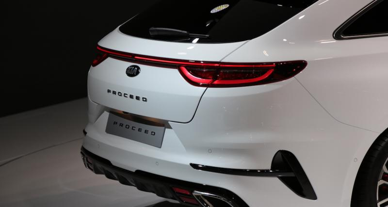 Kia ProCeed : le break de chasse made in Korea