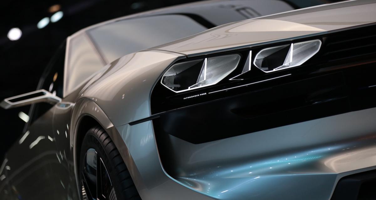 Peugeot e-Legend et Alpine A110 : même combat ?