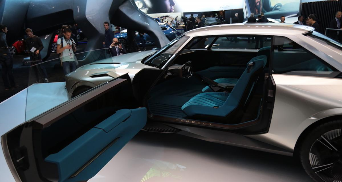 Peugeot e-Legend en série: notre pétition en dit long
