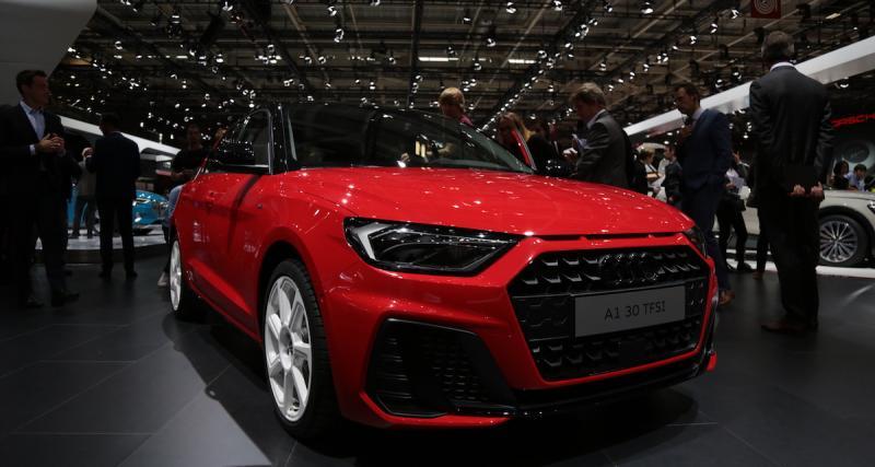 Prix de l'Audi A1 Sportback : un seul moteur au lancement