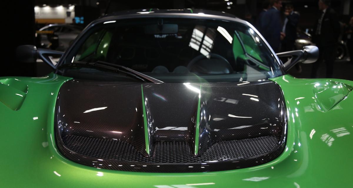 Lotus Exige Cup 430 : une voiture de course pour la route