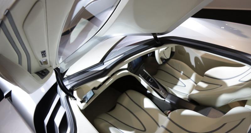 Aspark Owl: une rivale japonaise pour la future Tesla Roadster