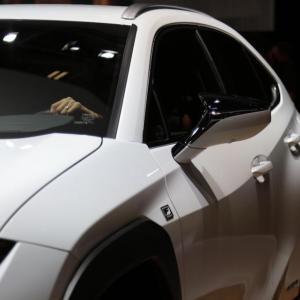 Prix du Lexus UX 250h : le crossover premium autrement