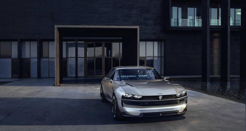 Peugeot e-Legend : succès phénoménal pour la pétition