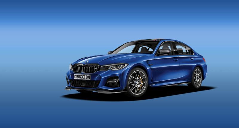 Nouvelle BMW Série 3 : un aperçu de la M3 et du break avant l'heure