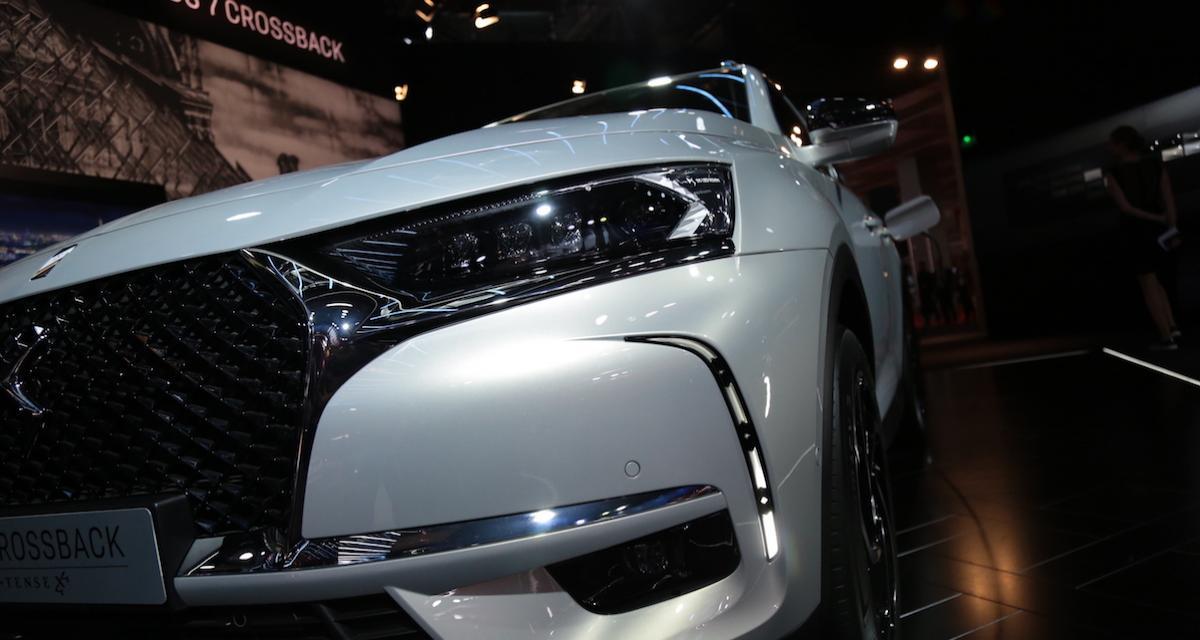 DS 7 Crossback E-Tense 4x4: 300 ch pour le SUV hybride
