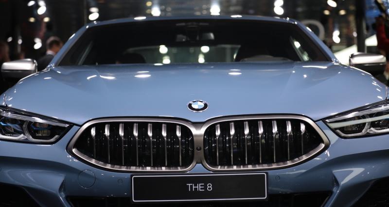 Mondial de l'Auto 2018 - BMW Série 8: le grand tourisme selon Munich