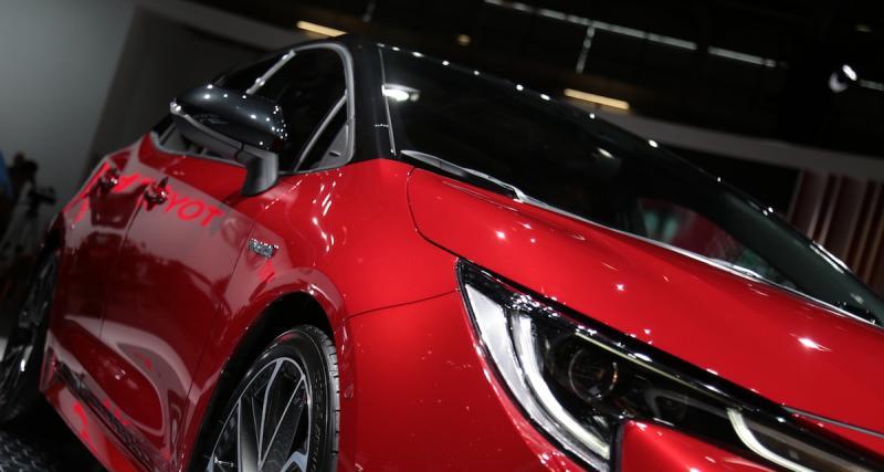Mondial de l'Auto 2018 : la Toyota Corolla Touring Sport en vidéo