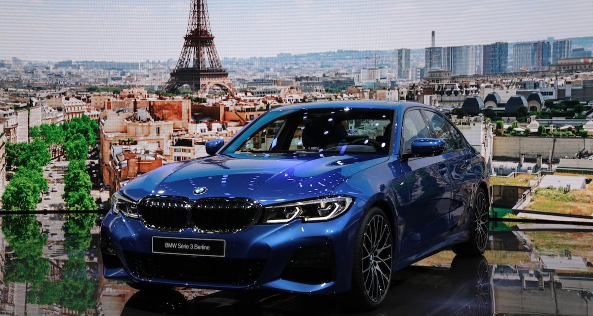Nouvelle BMW Série 3 : tous les tarifs