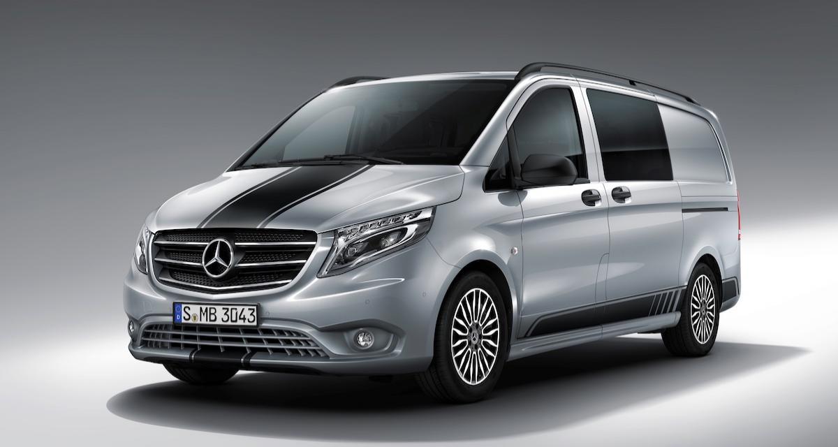 Mercedes Vito Sport Line : le look en plus