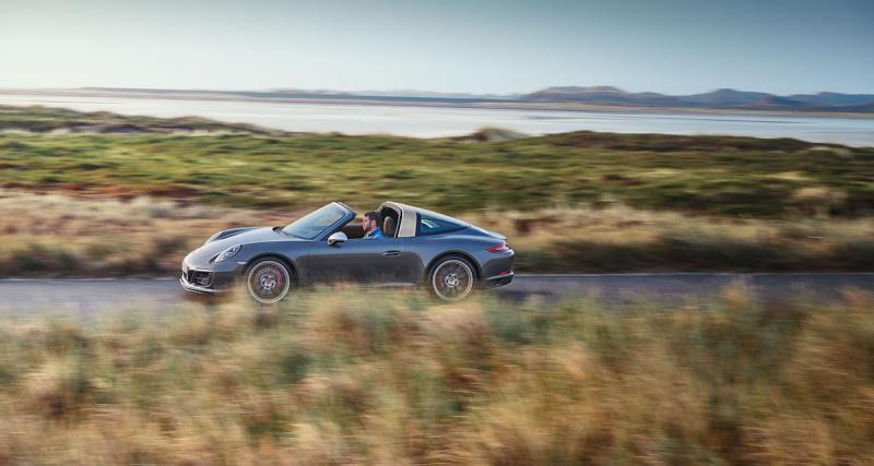 Nouvelle Porsche 911 992 : la présentation le mois prochain !