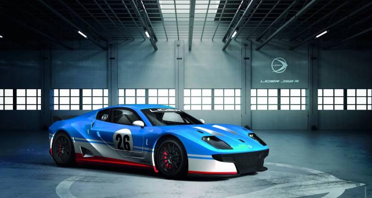 Ligier JS2 R : nouvelle sportive française pour championnat monotype