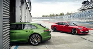 Porsche Panamera GTS : un trait d'union à 141.000 euros