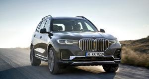 BMW X7 : haricots géants