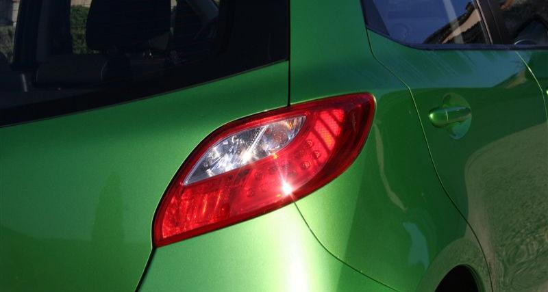 La première électrique de Mazda ?