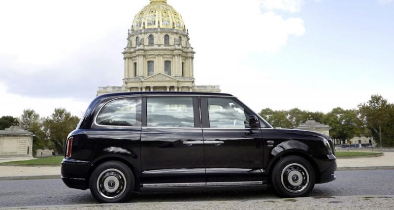 Vous pourrez bientôt prendre un taxi londonien à Paris !
