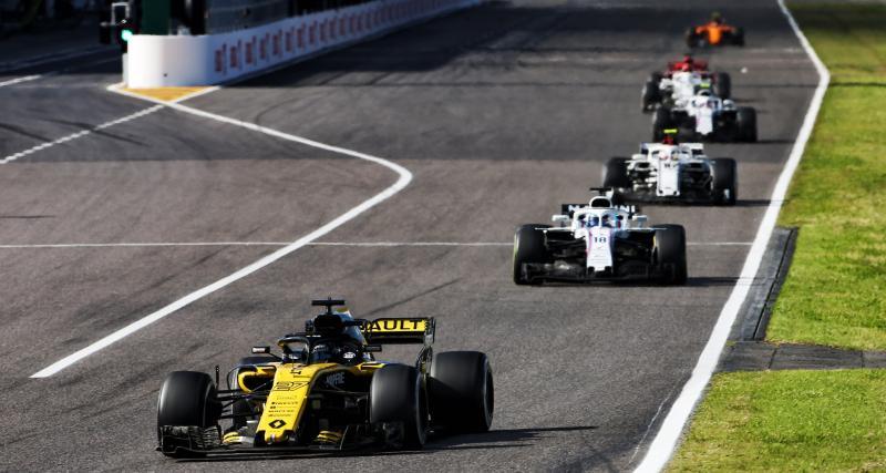 Où regarder le Grand Prix des USA à la télévision ?
